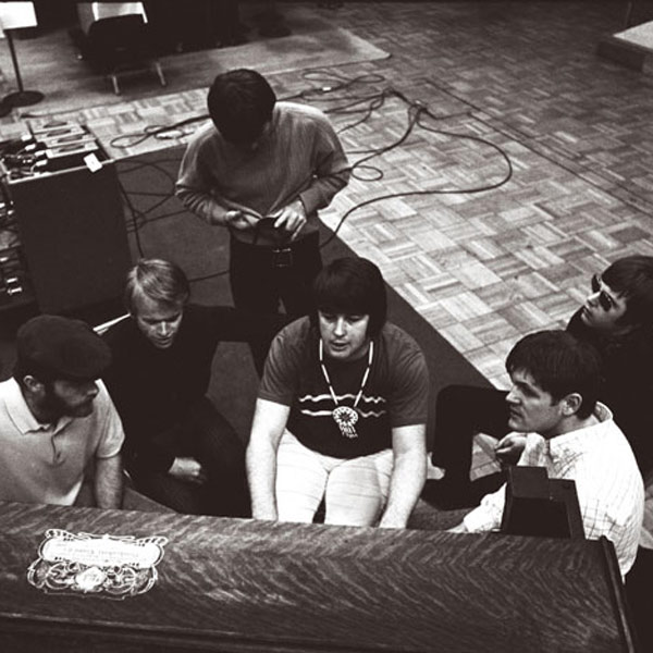 The 1966 Studio Session Of The Beach Boys Quot God Only Knows