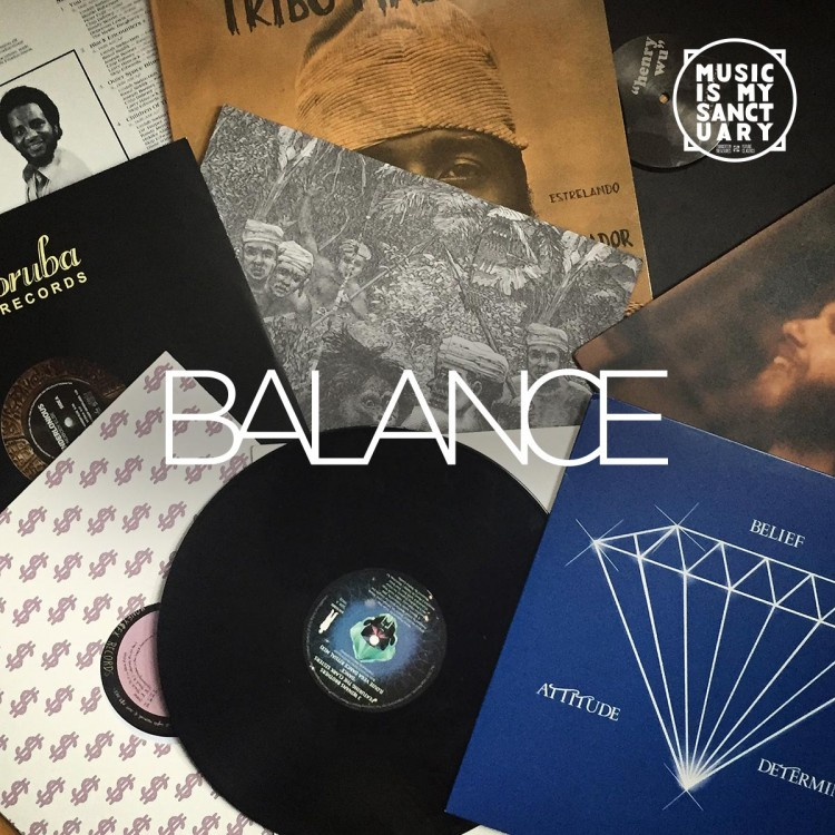Balance reissues, comps and eps copy