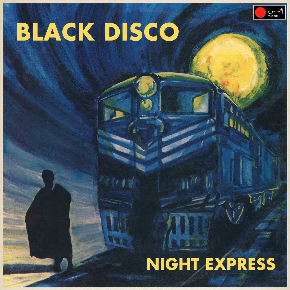 Forgotten Treasure Black Disco Quot Night Express Quot 1976