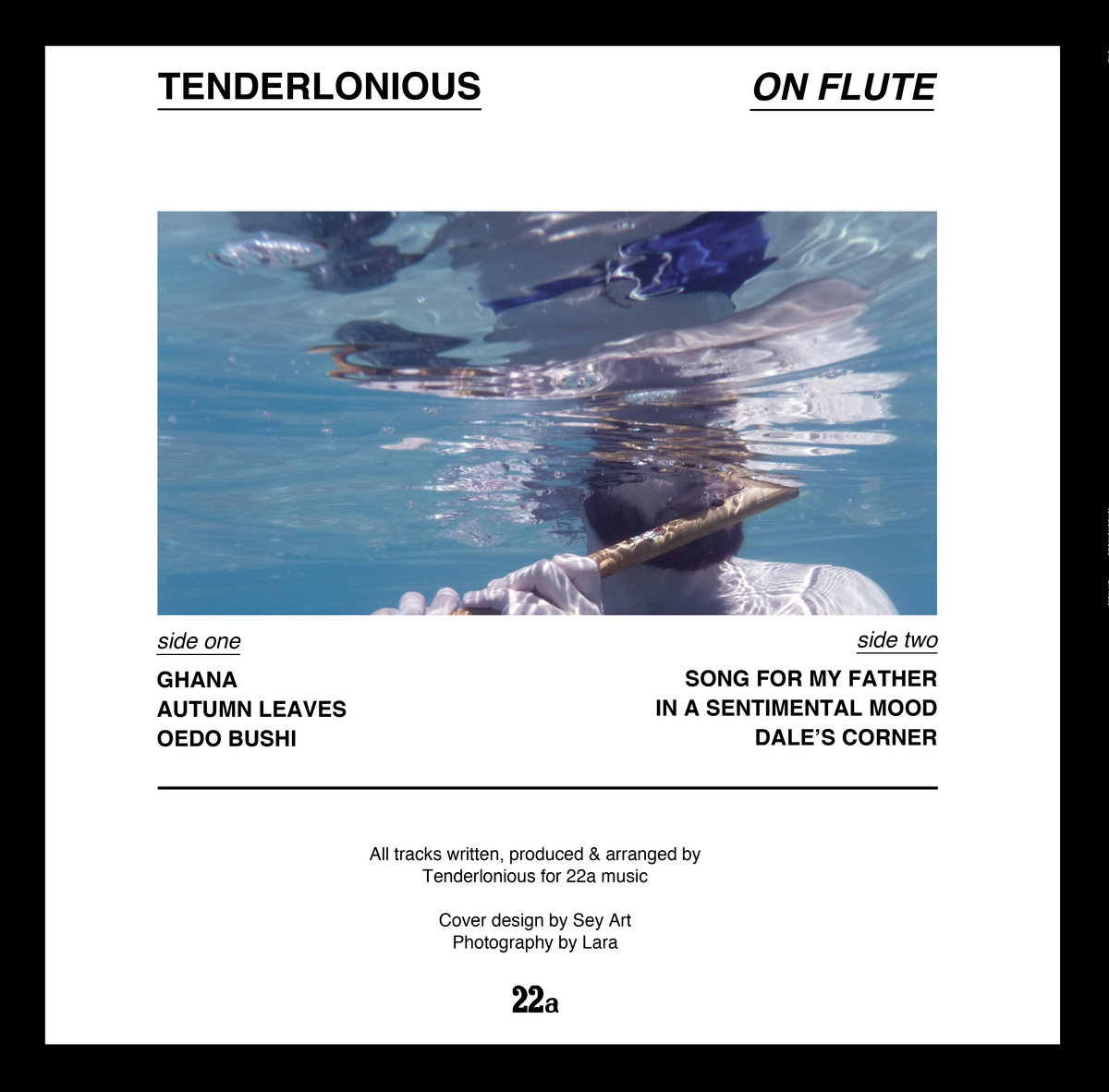 tenderlonious-on-flute-ep