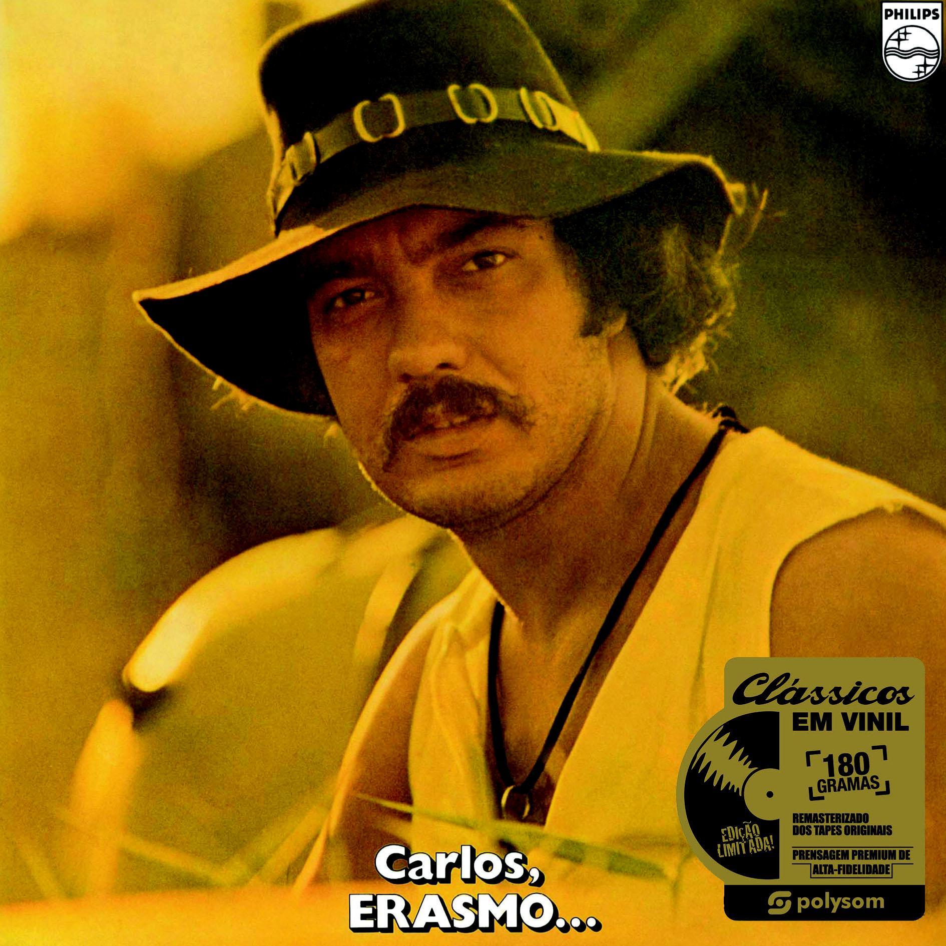 Erasmo Carlos Quot Carlos Erasmo Quot 1971 Light In The Attic