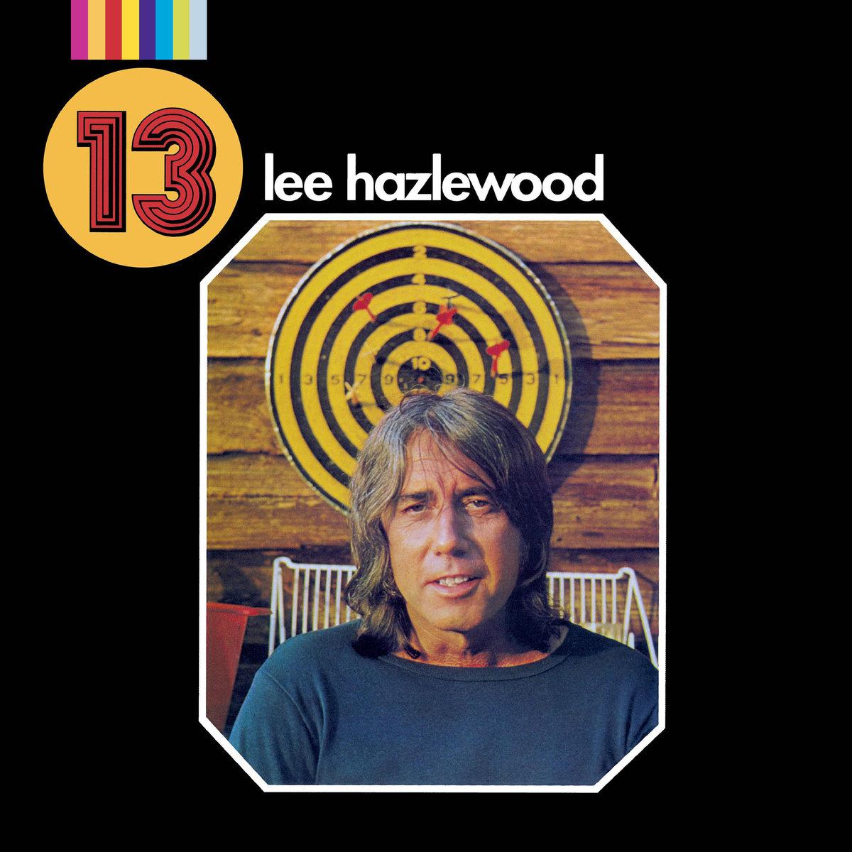 Lee Hazlewood Quot 13 Quot 1972 Music Is My Sanctuary