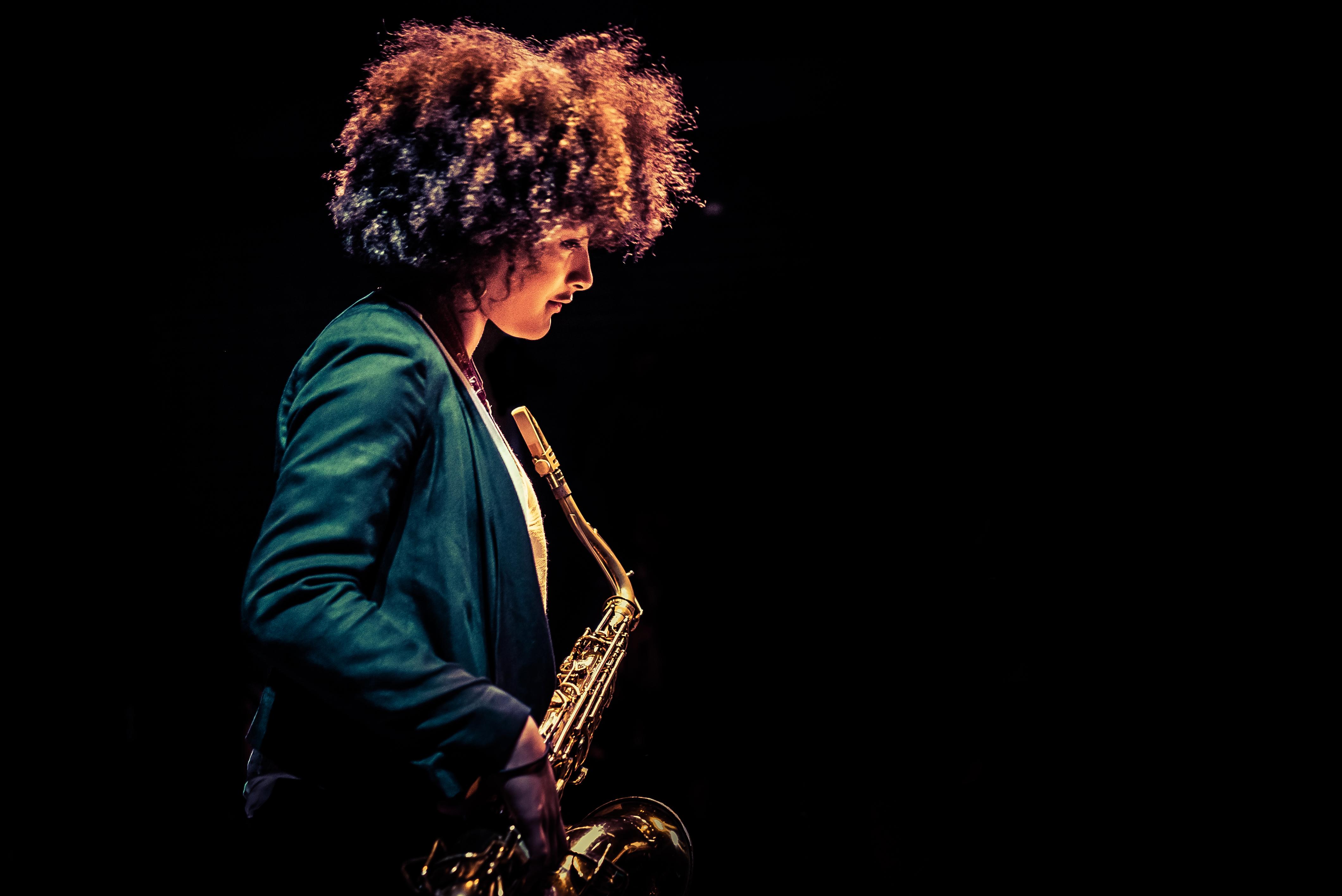 Nubya Garcia Quot Nubya S 5ive Quot Jazz Re Freshed Music Is