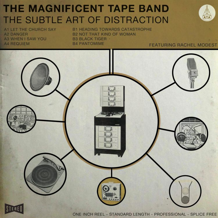 Exclusive Premiere The Magnificent Tape Band Danger Music Is My