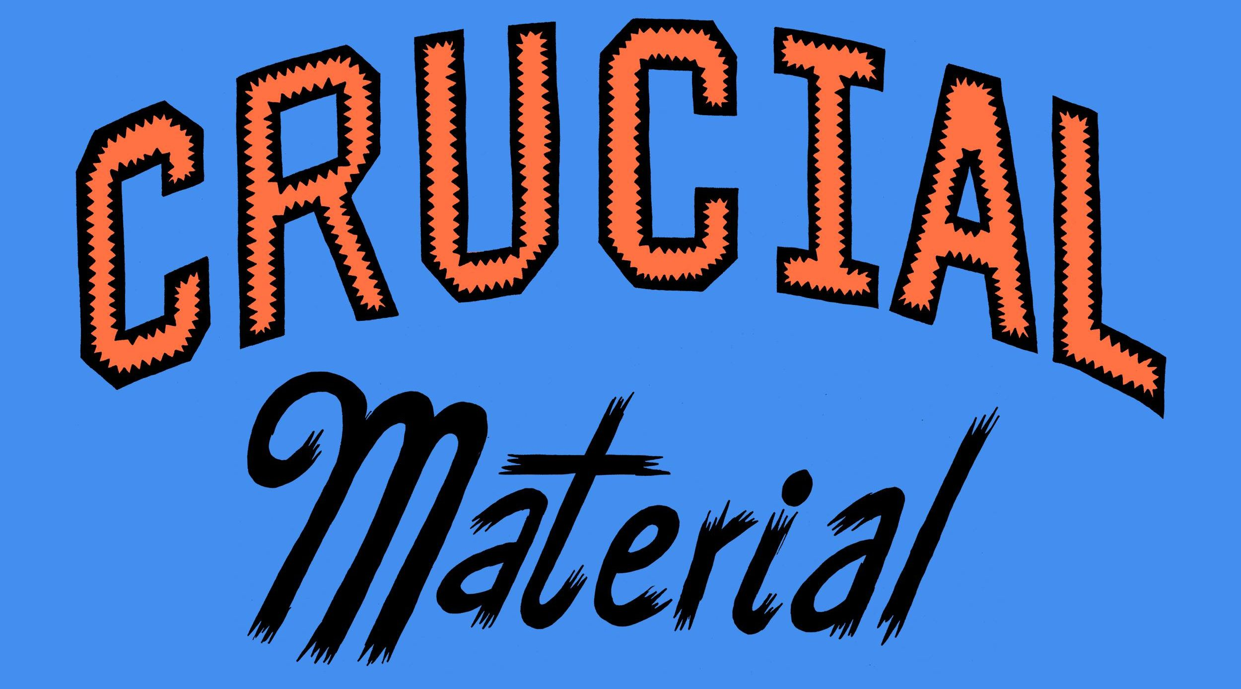 Crucial Material - Best Releases Of The Week (March 9th