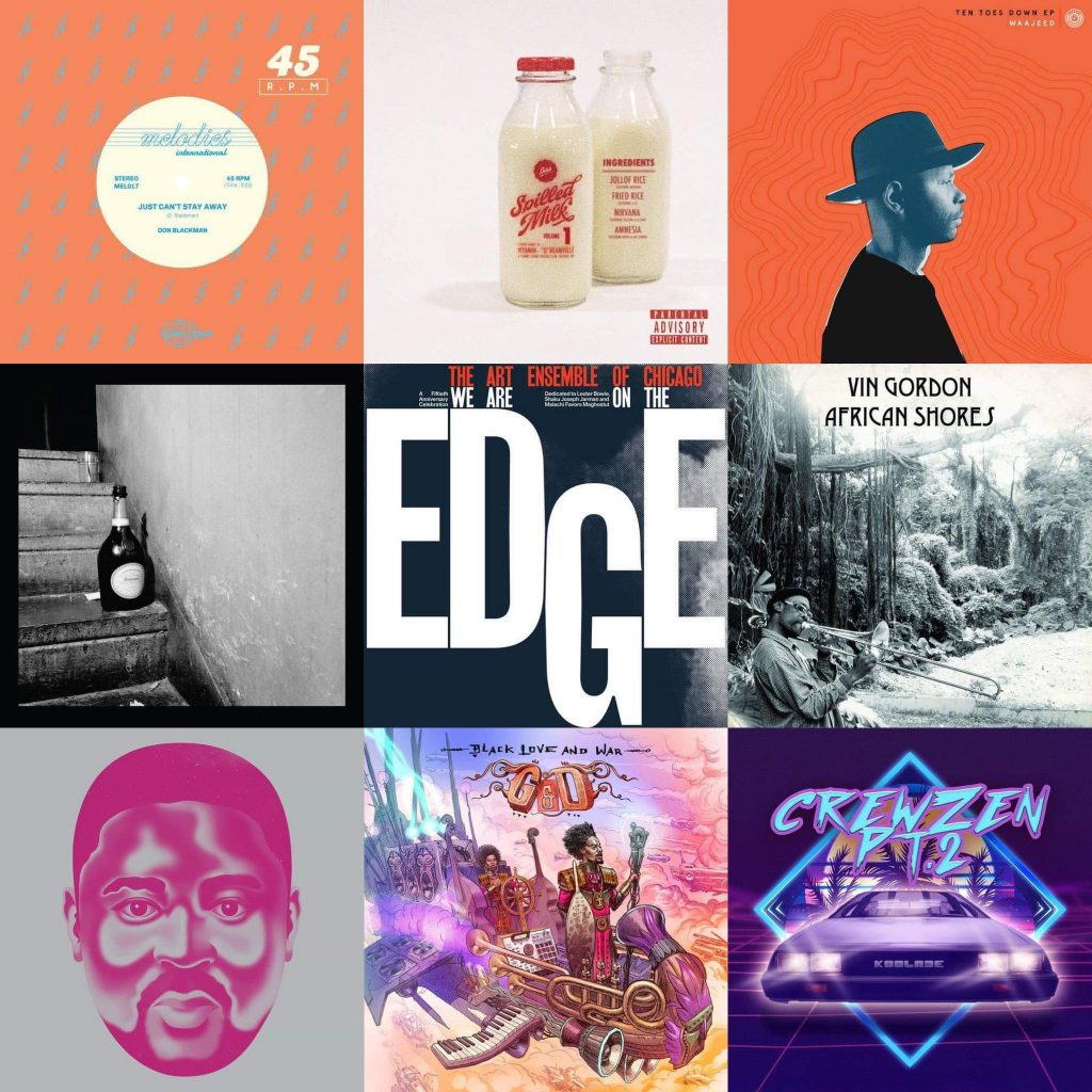 Crucial Material – Best Releases Of The Week (August 12th, 2019