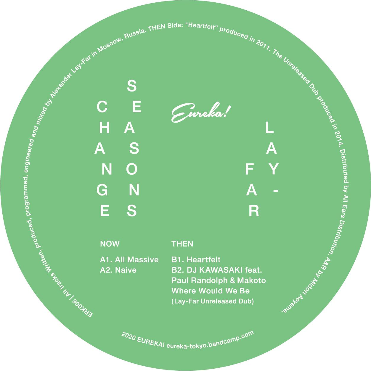 "Exclusive Premiere: Lay-Far ""Naive"" (Eureka! Records"